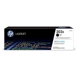Toner Grande Capacité Original HP 203X pour LaserJet / Noir