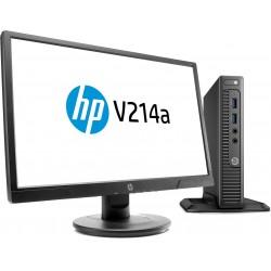 Mini ordinateur de bureau HP 260 G2 / i3 6è Gén / 4 Go / Wifi
