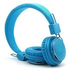 Casque Sans Fil MP3 Best Sound M44 / Bleu