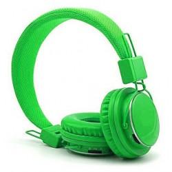 Casque Sans Fil MP3 Best Sound M44 / Vert