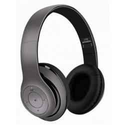 Casque Bluetooth L150 / Noir & Silver