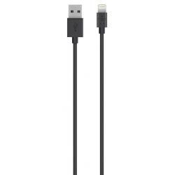 Câble Belkin MIXIT USB vers Lightning / Noir