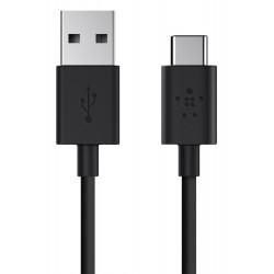 Câble Belkin MIXIT USB vers USB-C / 1.8M / Noir