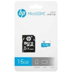 Carte mémoire HP Micro SDHC UHS-I / 16 Go / Class10