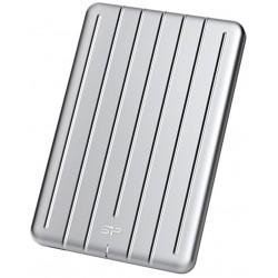 "Disque dur externe Antichoc 2.5"" Silicon Power Armor A75 / USB 3.1 / 1 To / Silver"