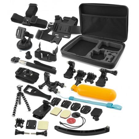 Pack Accessoires 38 en 1 pour Caméra Go Pro