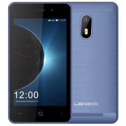 Téléphone Portable Leagoo Z6 mini / 3G / Double SIM / Bleu + SIM Orange Offerte (40 Go)