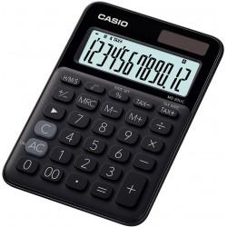 Calculatrice de bureau 12 chiffres Casio MS-20UC-BK / Noir