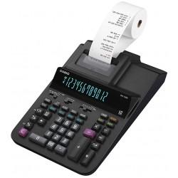 Machine à calculer Casio DR-120R-BK