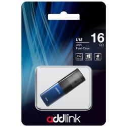 Clé USB Addlink U15 / 16 Go / Bleu