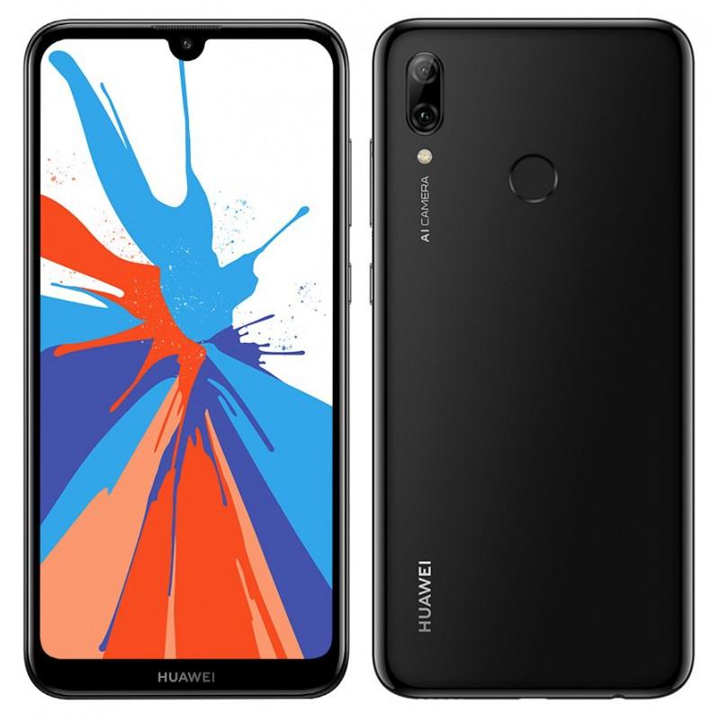 Huawei Y7 Prime 2019 Midnight Black - Huawei prix Tunisie