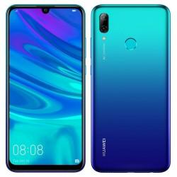 Téléphone Portable Huawei Y7 Prime 2019 / 4G / Double SIM / Bleu + SIM Orange Offerte (50 Go)