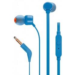 Ecouteurs intra-auriculaires JBL Harman T110 Bleu