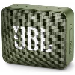 Haut Parleur Portable Bluetooth JBL GO 2 Étanche / Vert Militaire