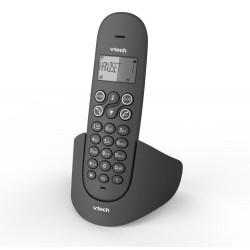 Téléphone DECT Sans Fil avec Haut Parleur VTech Solo CS1100 / Noir