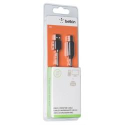 Câble USB pour Imprimante Belkin 1.8M