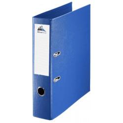 Classeur à levier Plastipap A4 dos de 55mm / Bleu