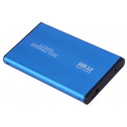 """Boitier Externe 2.5"""" HDD USB 3.0 / Bleu"""