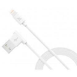 Câble USB vers Lightning Hoco UPL11 / Blanc