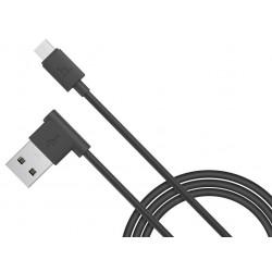 Câble USB vers Micro USB Hoco UPM10 / Noir