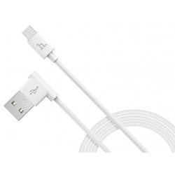 Câble USB vers Micro USB Hoco UPM10 / Blanc