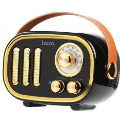 Haut-parleur portable Bluetooth Hoco BS16 / Noir