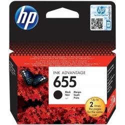 Cartouche d'encre Originale HP 655 / Noir