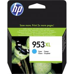 Cartouche d'encre Originale HP 953 XL Grande Capacité / Cyan