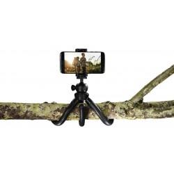 Trépied Hama FlexPro pour smartphone, GoPro et appareils photos