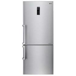 Réfrigérateur LG Combiné NoFrost 348L / Wifi / Silver