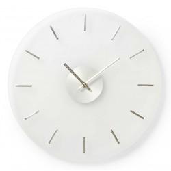 Horloge murale Nedis 30 cm / Verre
