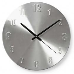 Horloge murale Nedis 30 cm / Aluminium