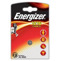Pile Energizer CR1216 / 3V Lithium