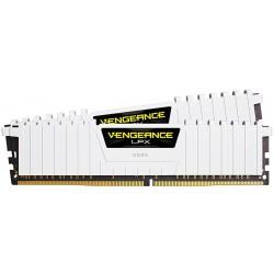 Barette mémoire Corsair Vengeance LPX 16 Go (2x 8 Go) DDR4 / 3000 Mhz / White
