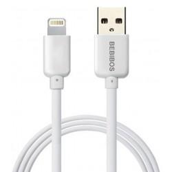 Câble BEBIBOS USB Vers Lightning / Blanc