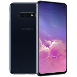 Téléphone Portable Samsung Galaxy S10e / Noir Prisme + SIM Orange 60 Go + Film de protection Offert