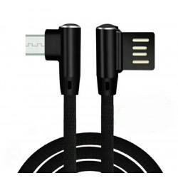 Câble Bebibos Coude tressé USB vers Micro USB