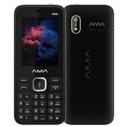 Téléphone Portable AMA P240  / Double SIM / Noir & Gold