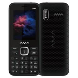 Téléphone Portable AMA P240  / Double SIM / Noir & Gris