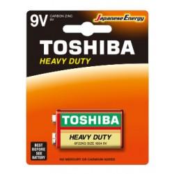 Pile Toshiba Zinc Heavy...