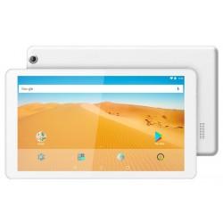 "Tablette Logicom La Tab 105 / 10"" / Wifi / Blanc + SIM Orange Offerte 40 Go"