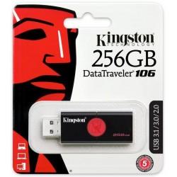 Clé USB Kingston Kingston DataTraveler DT106 / USB 3.1 / 256 Go