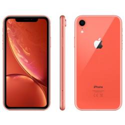 Téléphone portable Apple iPhone XR / 64 Go / Corail