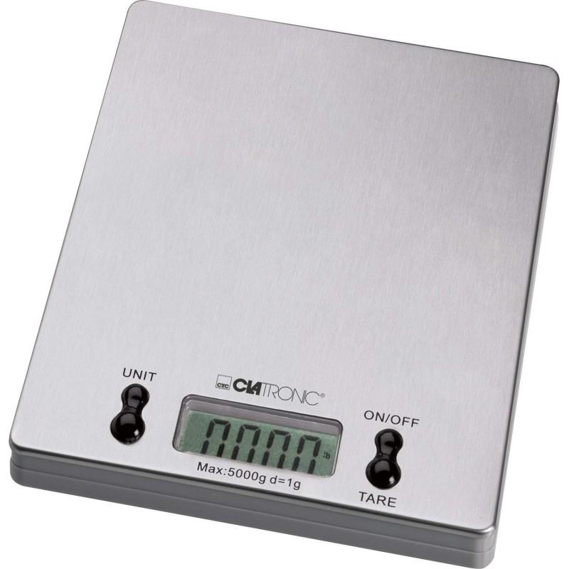 Balance de cuisine numérique Clatronic KW 3367 / Inox