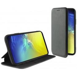 Etui Flip Cover avec support Ksix Folio Lite pour Galaxy S10e / Noir