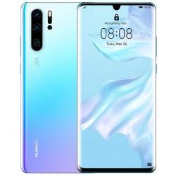 Téléphone Portable Huawei P30 Pro / 4G / Double SIM / Nacré + SIM Orange Offerte (60 Go)