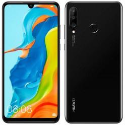 Téléphone Portable Huawei P30 Lite / 4G / Double SIM / Noir + SIM Orange 60 Go + Gratuité 40 Dt