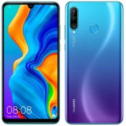 Téléphone Portable Huawei P30 Lite / 4G / Double SIM / Bleu + SIM Orange 60 Go