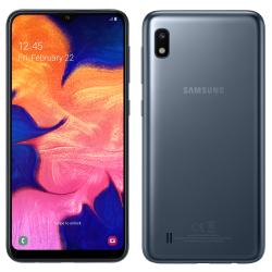 Téléphone Portable Samsung Galaxy A10 / Noir + SIM Orange Offerte (50 Go)
