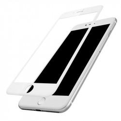 Protection Ecran Verre Trempé 5D pour Iphone 7 / Blanc